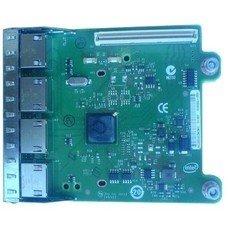 Сетевая карта Dell 540-BBHF Intel Ethernet i350 1Gb 4P Daughter (R1XFC)