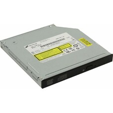 Оптический привод DVD-ROM LG DTС0N, внутренний, SATA, черный, OEM [dtc0n]