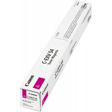 Тонер CANON C-EXV54M, для C3025i, пурпурный, туба
