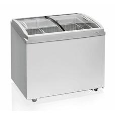 Морозильный ларь Бирюса 260VCZQ белый 231Вт
