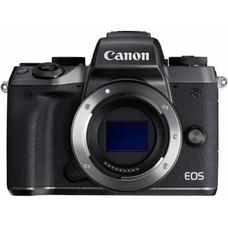 """Фотоаппарат Canon EOS M5 черный 24Mpix 3"""" 1080p WiFi LP-E17"""