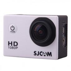 Экшн-камера SJCAM SJ4000 1080p, белый [sj4000white]