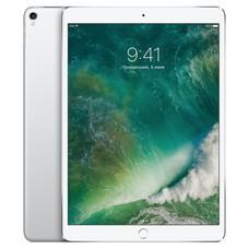 "Планшет Apple iPad Pro 2017 MPMF2RU/A A10X Fusion 6С/RAM4Gb/ROM512Gb 10.5"" Retina 2224x1668/3G/4G/iOS/серебристый/12Mpix/7Mpix/BT/GPS/WiFi/Touch/9hr"