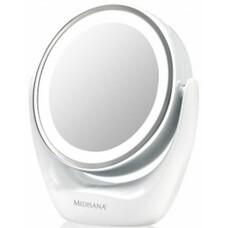 Зеркало двустороннее MEDISANA CM 835, белый [88554]