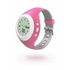 """Смарт-часы Hiper BabyGuard 1"""" LCD розовый (BG-01PNK)"""