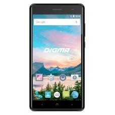 Смартфон DIGMA Q500 3G HIT, черный