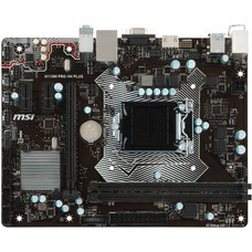 Материнская плата MSI H110M PRO-VH PLUS, LGA 1151, Intel H110, mATX, Ret