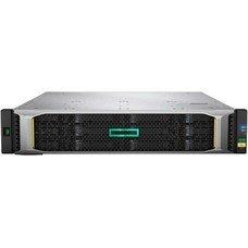 Система хранения HPE MSA 2050 x12 3.5 SAS iSCSI 2Port 1G SAN DC Dual Controller (Q1J00A)