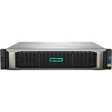 Система хранения HPE MSA 2050 x24 2.5 SAS 2x ES SAN DC (Q1J01A)