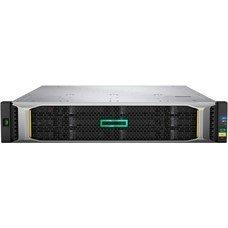 Система хранения HPE MSA 2052 x12 3.5 SAS 2x SAN DC (Q1J02A)