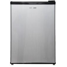 Холодильник SHIVAKI SDR-062S, однокамерный, серебристый