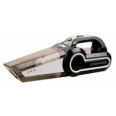 Автомобильный пылесос STARWIND CV-130 черный