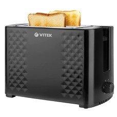 Тостер VITEK VT-1586-01, черный
