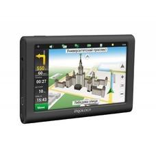 """GPS навигатор PROLOGY iMap-5900, 5"""", авто, 4Гб, Navitel Содружество + Скандинавия, черный"""
