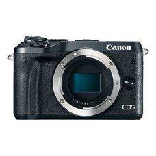 Фотоаппарат CANON EOS M6 body, черный [1724c002]