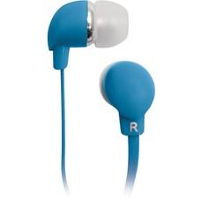 Наушники BBK EP-1190S, вкладыши, синий, проводные