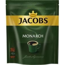 Кофе растворимый для кофеварок и чайников Bosch Якобс Монарх 75гр
