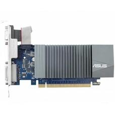 Видеокарта ASUS nVidia GeForce GT 710 , GT710-SL-2GD5, 2Гб, GDDR5, Low Profile, Ret