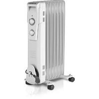 Масляный радиатор POLARIS PRE G 0615, 1500Вт, белый