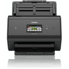 Сканер BROTHER ADS-3600W черный [ads3600wux1]