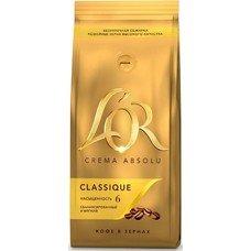 Кофе зерновой LOR Crema Absolu Classique, 230грамм [4252214]