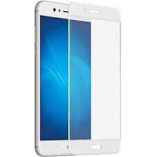 Защитное стекло для экрана DF hwColor-18 для Huawei Nova 2, 1 шт, белый [hwcolor-18 (white)]