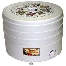 Сушилка для овощей и фруктов РОТОР Дива СШ-007,  белый,  3 поддона