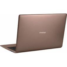 "Ноутбук PRESTIGIO SmartBook 133S, 13.3"", Intel  Celeron  N3350 1.1ГГц, 3Гб, 32Гб SSD,  Intel HD Graphics  500, Windows 10 Professional, PSB133S01ZFP_DB_CIS,  темно-коричневый"