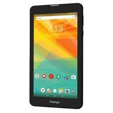 Планшет PRESTIGIO Grace 7 3G, 1GB, 8GB, 3G, Android 7.0 черный
