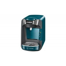 Капсульная кофеварка BOSCH TAS3205, 1300Вт, цвет: бирюзовый