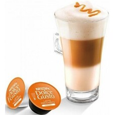 Кофе капсульный DOLCE GUSTO Latte Macchiato Caramel, Dolce Gusto, 168.8грамм [12136960]