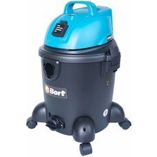 Строительный пылесос BORT BSS-1220 синий [91271822]