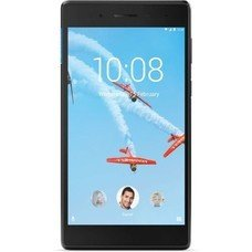 Планшет LENOVO Tab 7 TB-7304X, 1GB, 16GB, 3G, 4G, Android 7.0 черный [za330081ru]