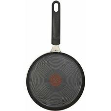 Сковорода TEFAL Extra 04165122, 22см, без крышки, черный [9100023389]