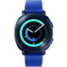 "Смарт-часы Samsung Galaxy Gear Gear Sport 1.2"" Super AMOLED синий (SM-R600NZBASER)"