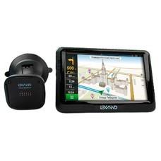 "GPS навигатор LEXAND CD5 HD, 5"", авто, 4Гб, Navitel 9 стран, черный"