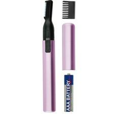 Триммер WAHL Micro Finish, розовый/черный, для женщин [3214-0472]