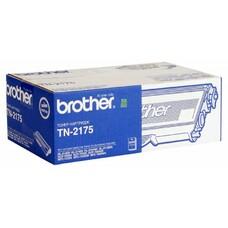 Тонер Картридж Brother TN2175 черный для Brother HL-2140R/2150NR/2170WR (2600стр.)