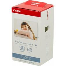 Набор для печати Canon KP-108IN 3115B001 10x15/108л./белый для сублимационных принтеров