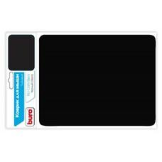 Коврик для мыши BURO BU-CLOTH черный [bu-cloth/black]
