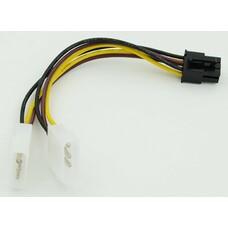 Кабель питания Molex 8980 - PCI-E 6pin, 0.15м