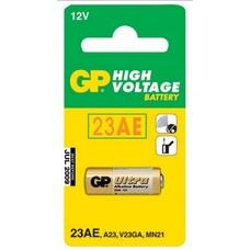 Батарея GP Ultra Alkaline 23AE MN21 (1шт)