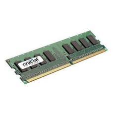 Модуль памяти CRUCIAL CT25664AA800 DDR2 - 2Гб 800, DIMM, Ret