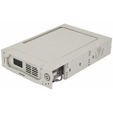 Mobile rack (салазки) для  HDD AGESTAR TMR-SATA(K)-2F, бежевый