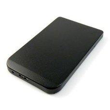 Внешний корпус для HDD AGESTAR 3UB2O1, черный