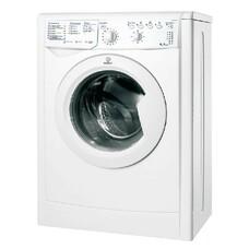 Стиральная машина INDESIT EcoTime IWUB 4105, фронтальная загрузка, белый