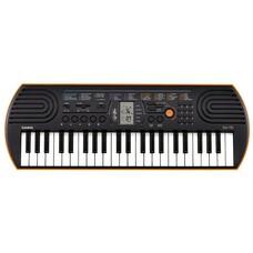 Синтезатор CASIO SА-76, 44, невзвешенная, малоразмерные, 8, оранжевый [sa-76]