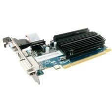 Видеокарта SAPPHIRE AMD Radeon HD 6450 , 11190-02-10G, 1Гб, DDR3, Low Profile, oem