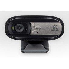 Web-камера LOGITECH Webcam C170, черный [960-001066]