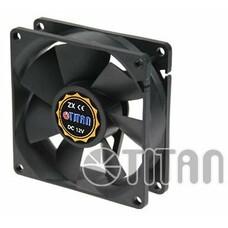 Вентилятор TITAN DCF-8025L12S, 80мм, Ret